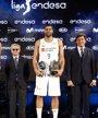 Felipe Reyes anuncia su retirada de la selección española