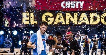 Chuty, campeón de la Red Bull Batalla de los Gallos se mete en la Final Internacional de México
