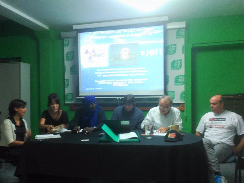Un experto alerta de que las minas de uranio disparan la radiación y pide parar la de Retortillo (Salamanca)