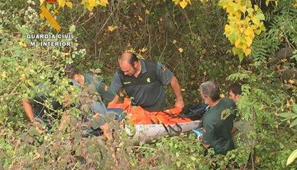 Recuperado en el río Deva el cadáver de la anciana leonesa desaparecida en Potes