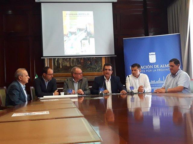 Diputación colabora con la organización del segundo Coloquio Alvelal.