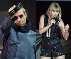 "Liam Gallagher se declara fan de Taylor Swift: ""Shake it off es un temazo"" (CORDON PRESS)"