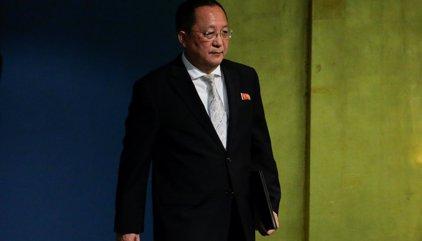 """Pyongyang califica de """"declaración de guerra"""" los últimos ataques verbales de Trump"""