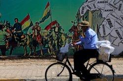 La participació en el referèndum d'independència del Kurdistan aconsegueix el 73 per cent, segons Rudaw (REUTERS / ALAA AL-MARJANI)