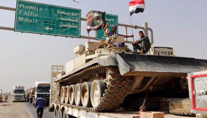 El Gobierno central iraquí da orden de enviar tropas a Kirkuk donde se celebra el referéndum kurdo