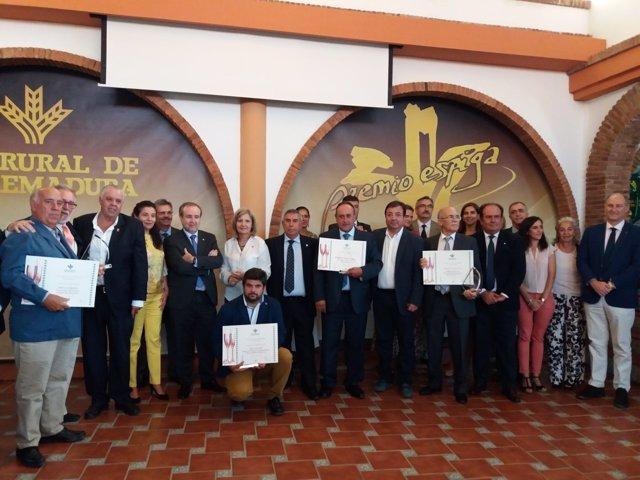 Premios Caja Rural de Extremadura