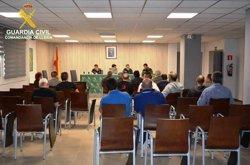 La Guàrdia Civil adjudica 89 armes a Lleida des de 16 euros (SUBDELEGACIÓN DEL GOBIERNO)