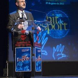 L'alcalde de Mollet (Barcelona) denuncia amenaces i insults a les portes del seu domicili (TONI TORRILLAS / AJUNTAMENT DE MOLLET)