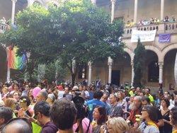 Convoquen vagues estudiantils pel referèndum i una manifestació (@UNISXREPUBLICA)