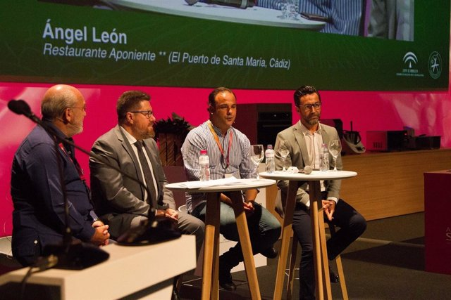Nota De Agricultura, Pesca Y Desarrollo Rural (Congreso Andalucía Sabor)