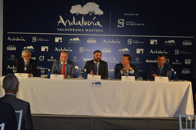 Presentación de Andalucía Valderrama