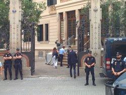 Mossos demana a Fiscalia que els comandaments policials es coordinin sense perdre competències (EUROPA PRESS)