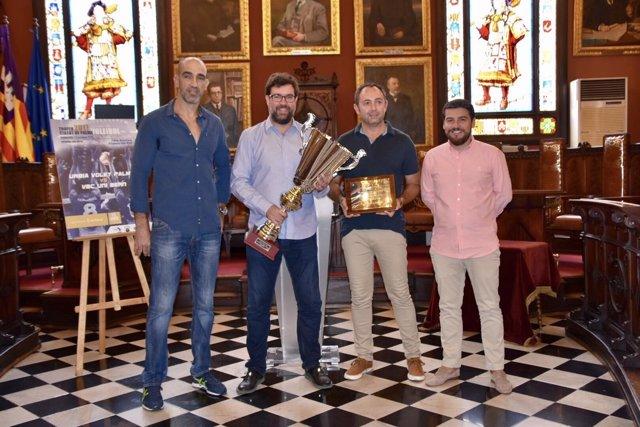 Trofeo Ciutat Palma Voleibol