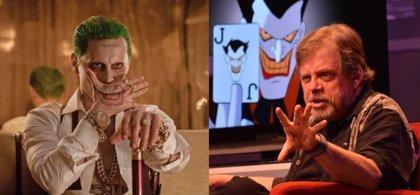 Mark Hamill revela qué piensa del Joker de Jared Leto