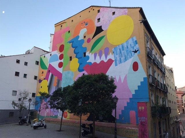 Barrio de Lavapiés