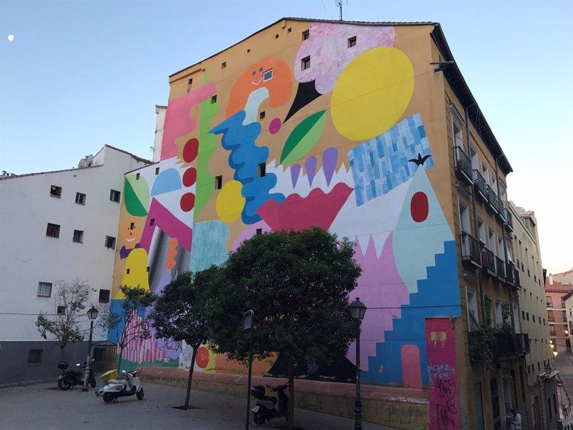 La red vecinal 'Lavapiés, ¿dónde vas?' denunciará en el Ayuntamiento más de 200 pisos turísticos en el barrio