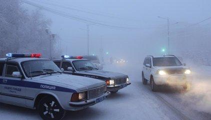 Detenida una pareja en Rusia, sospechosa de matar a 30 personas en 18 años