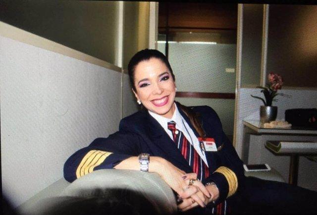 Una piloto comercial paraguaya renuncia a la aviación por sufrir acoso