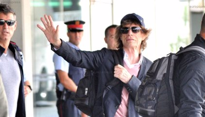 'The Rolling Stones' llegan a Barcelona