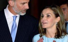 La curiosidad de los Reyes Felipe y Letizia de ir...