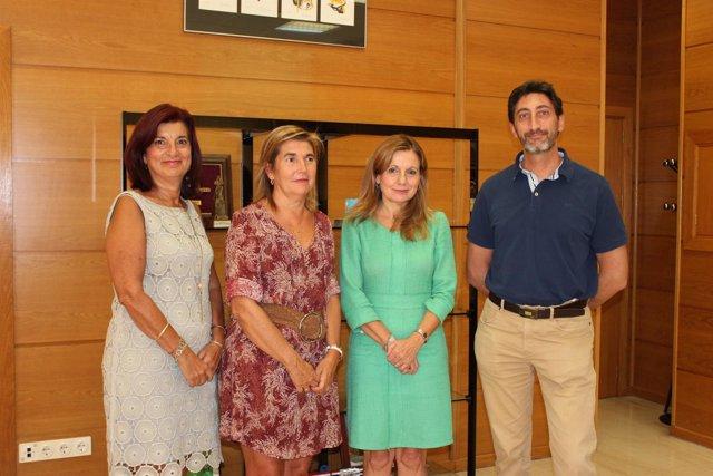 Salud y SAMFyC se reúne para abordar líneas de mejora en atención primaria