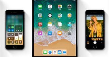 iOS 11 ya está presente en uno de cada cuatro dispositivos móviles de Apple