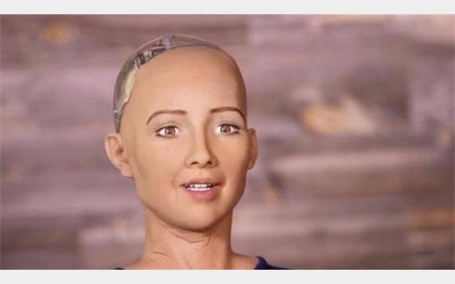 La robot Sophia visitarà per primera vegada Espanya i debatrà en el IoT Solutions World Congress