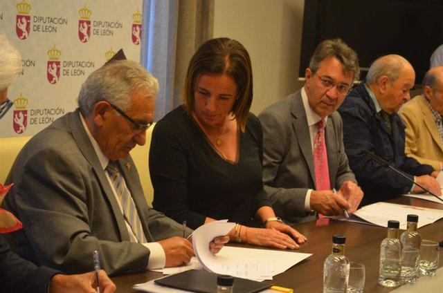 La Diputación De León Destina 110.000 Euros A Siete Entidades Sociales De La Pro