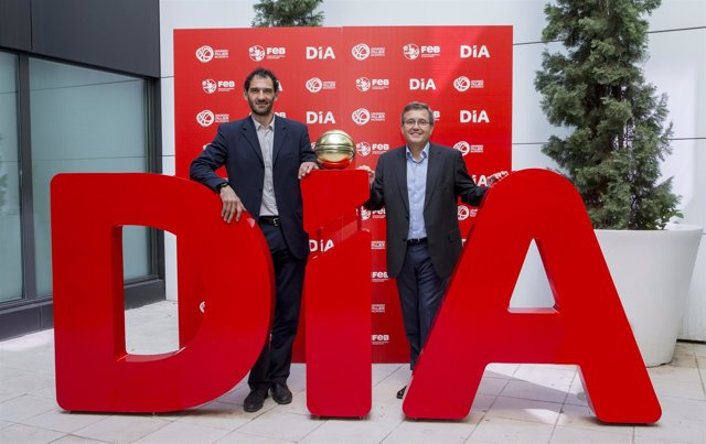 Grupo DIA y la Federación Española de Baloncesto firman el acuerdo