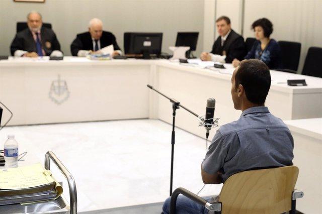 Juicio al etarra Eneko Gogeaskoetxea en la Audiencia Nacional