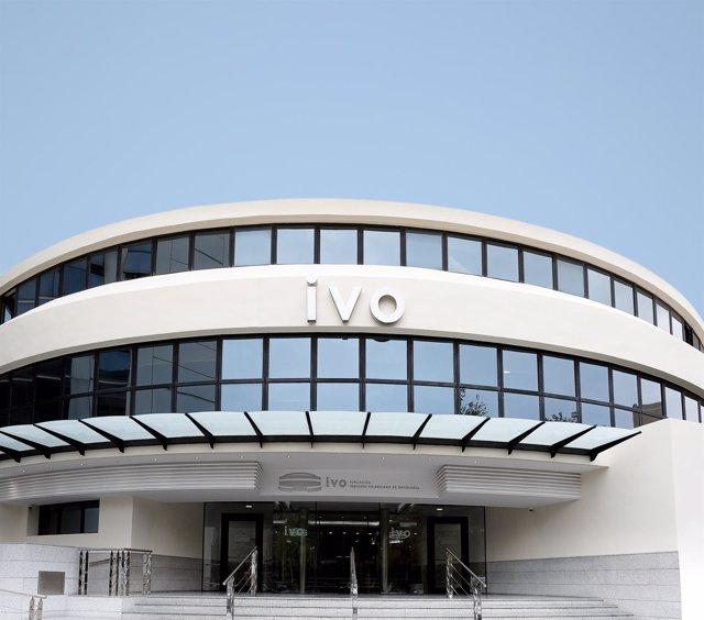 Fachada de la Fundación IVO