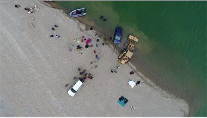 Los Mossos encuentran dos cadáveres en el pantano de Susqueda (Girona) donde desapareció una pareja