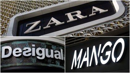 Desigual, Zara y Mango, las marcas de moda españolas más valoradas a nivel internacional