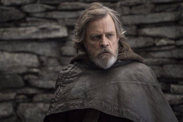 Mark Hamill es Luke Skywalker en Star Wars