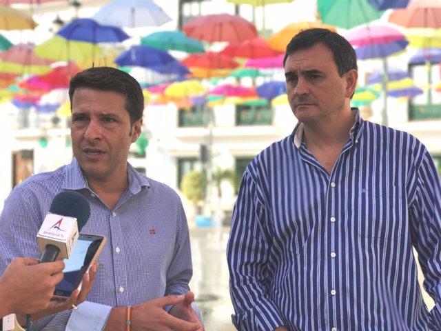 Campaña impuesto sucesiones ppp málaga torrox felix romero óscar medina
