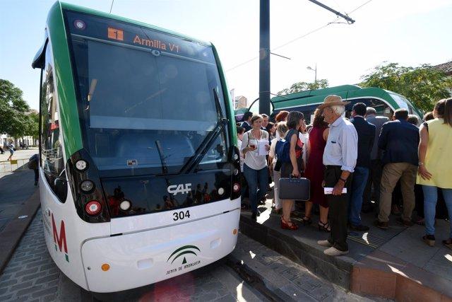 Nota Y Fotos Diputacion (Entrena Valora Metro Granada)