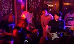 VÍDEO: Ed Sheeran y Dave Chappelle versionan a Radiohead, Stevie Wonder y Bill Withers en una jam session (YOUTUBE)