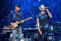 VÍDEO: Chris Martin (Coldplay) recuerda a Chris Cornell cantando una parte de Black hole sun de Soundgarden (DOMINIC LIPINSKI)