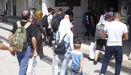 """El Gobierno español tiene """"la conciencia muy tranquila"""" con la acogida de refugiados aunque no esta """"satisfecho"""""""