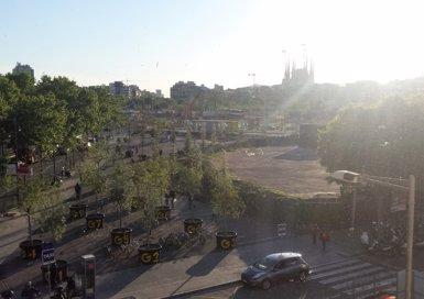 Els túnels de Glòries de Barcelona superen el tràmit d'aprovació inicial en comissió per 149 milions (EUROPA PRESS)