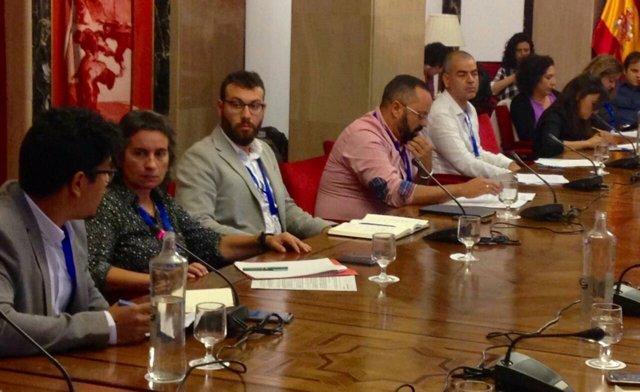 La vicealcaldesa expone en el Congreso el proyecto de la cuarta fase ...