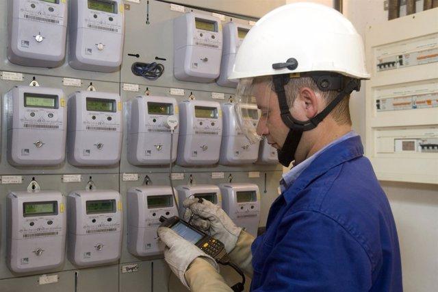 Contadores eléctricos inteligentes