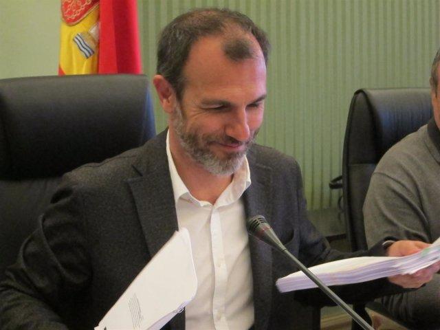 El vicepresidente Biel Barceló