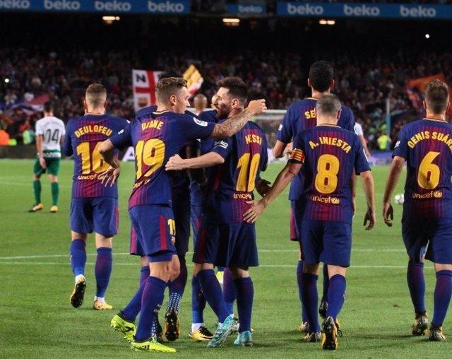 Liderato Barça Lisboa El En Busca 3LS5AR4jqc