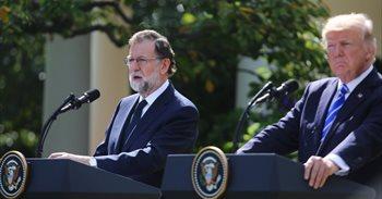 Rajoy exhibe sintonía con Trump y apuesta por intensificar la relación económica con EEUU