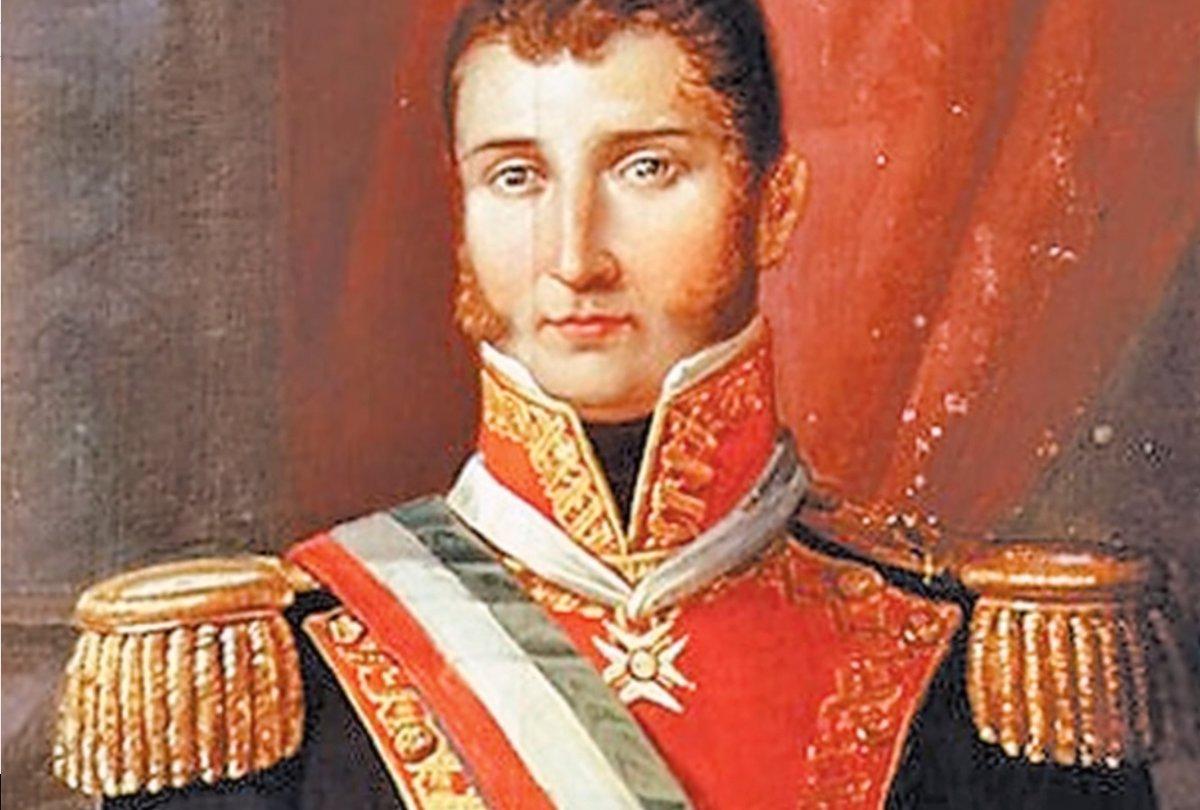 Cinco datos sobre Agustín de Iturbide