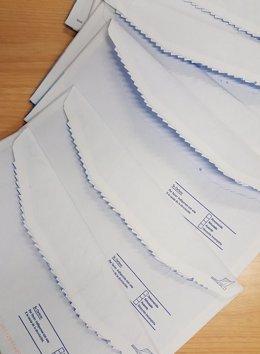 Cartas abiertas en el Ayuntamiento de Berga