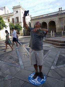La campaña de selfie point del clúster Destino Jerez