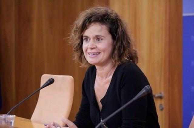 Esperanza Gómez, hoy ante los medios