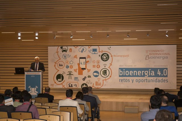 Valladolid: Congreso de Bioenergía